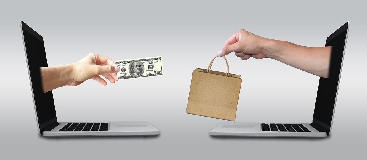 sprzedaż w sklepie internetowym
