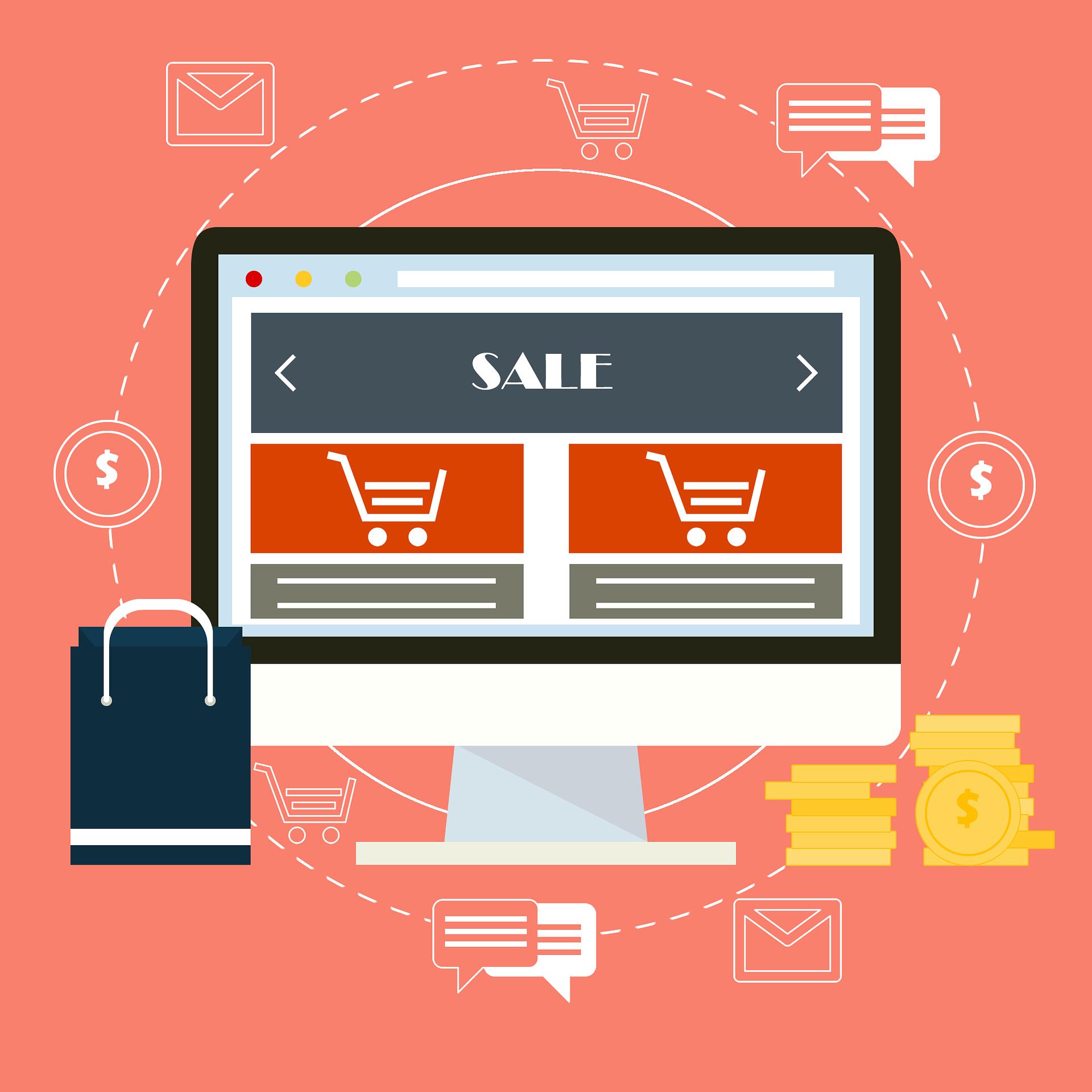 prowadzenie sklepu internetowego